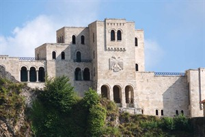 National Museum of Skanderbeg, Kruje
