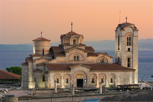 St. Panteleimon Church, Ohrid