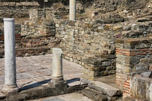 Ancient city of Stobi, North Macedonia