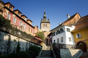 Sighisoara Medieval City - Romania