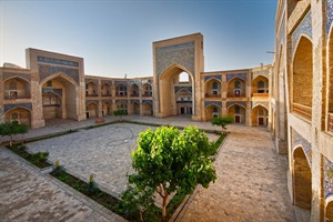 Arabian Madrassa in Bukhara