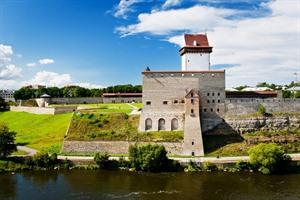 View of Narva Castle & Herman's tower