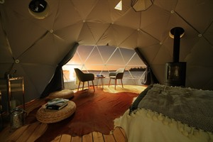 Glamping in the Midnight Sun 2