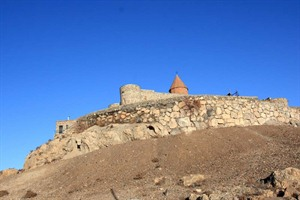 Monastery in the Ararat Valley
