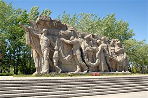 WWII Memorial in Volgograd