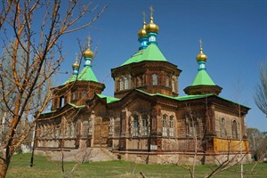 Russian Orthodox Church in Karakol