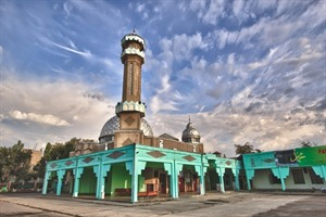 Central Mosque in Bishkek