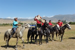Kyrgyzstan: World Nomad Games & Beyond 3