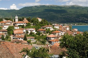 City of Ohrid - Macedonia