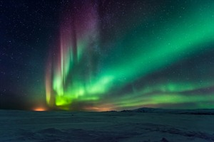 Northern Lighrs -  Iceland