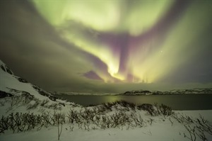 Northern Lights in Murmansk 3