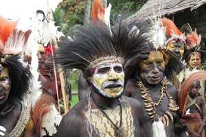 Papua New Guinea Cultural Adventure 5