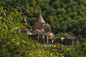 Pioneering Nagorno Karabakh Group Tour 2