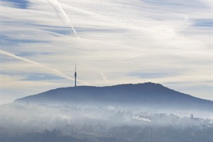 Avala mountain & TV tower, Serbia