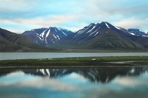 Svalbard during the Summer