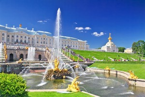 Grand Cascade, Peterhof