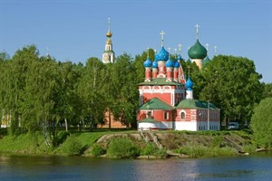 Chapel of St. Dmitry of the Blood in Uglich
