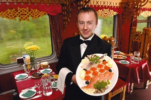Trans-Siberian Tour on the Tsar's Gold Private Train Beijing to Moscow 3