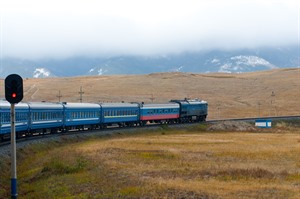 Trans-Siberian Tour on the Tsar's Gold Private Train Moscow to Beijing 5