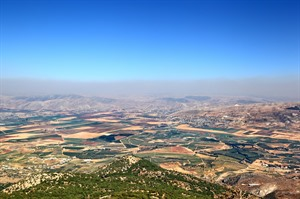Bekaa Valley (home of Baalbeck)