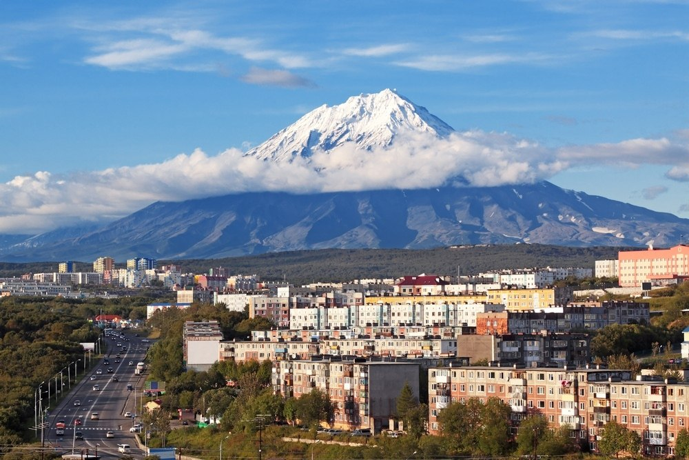 Classic Kamchatka Russia Group Tour Russia Holidays