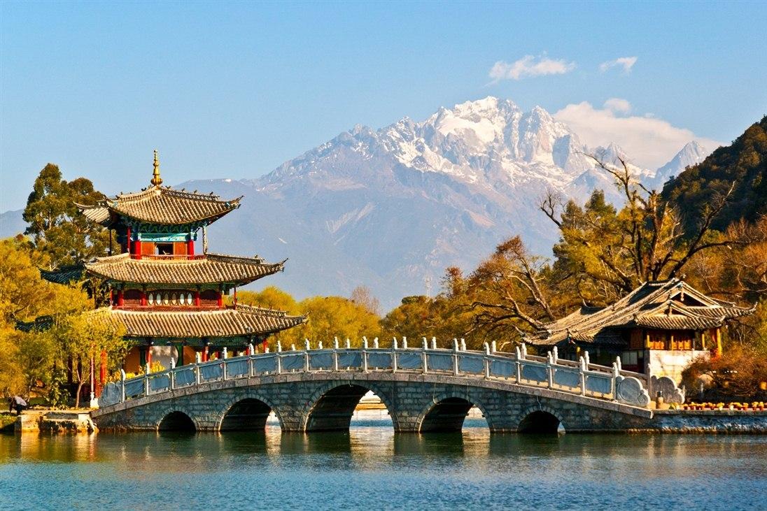 Chinese yunnan