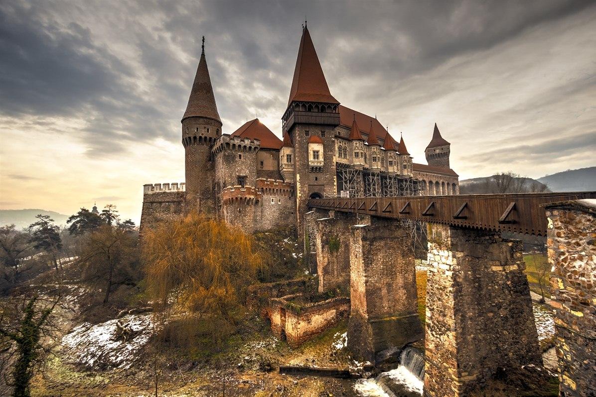 halloween in transylvania group tour