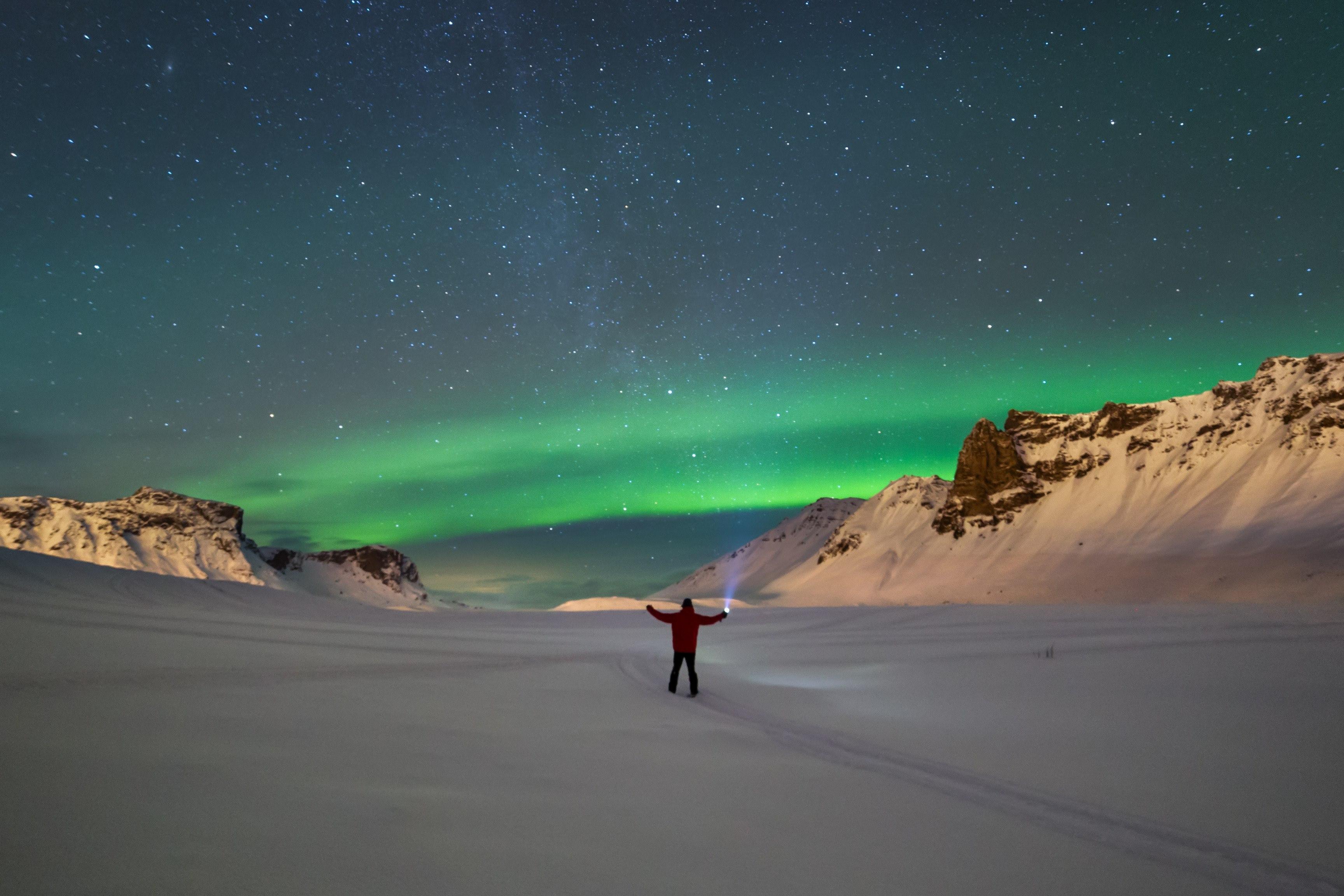 Iceland Aurora Borealis Group Tour Book Iceland Tours