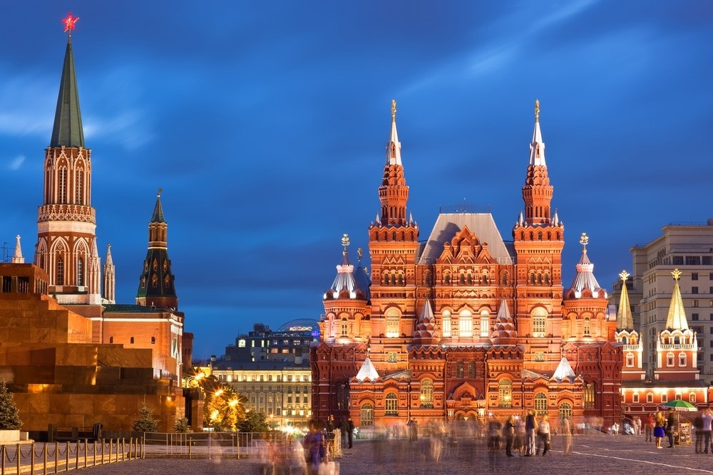 Essential Moscow & St Petersburg Tour with Regent Holidays