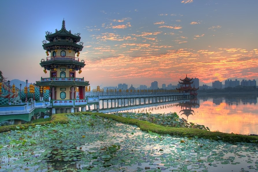 Escorted Tours Of Taiwan
