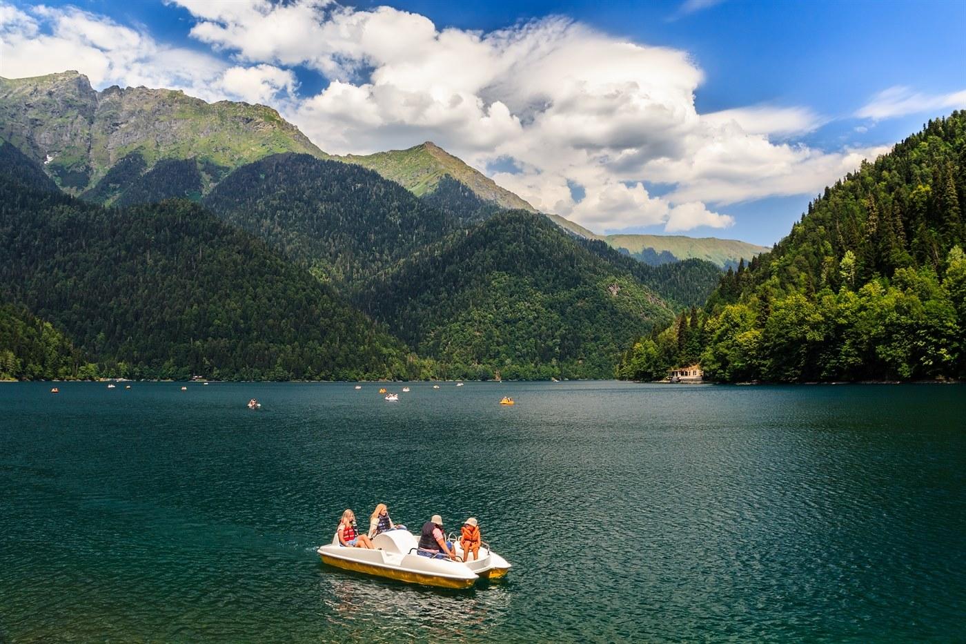 Pioneering Abkhazia Small Group Tour Book Abkhazia Tours