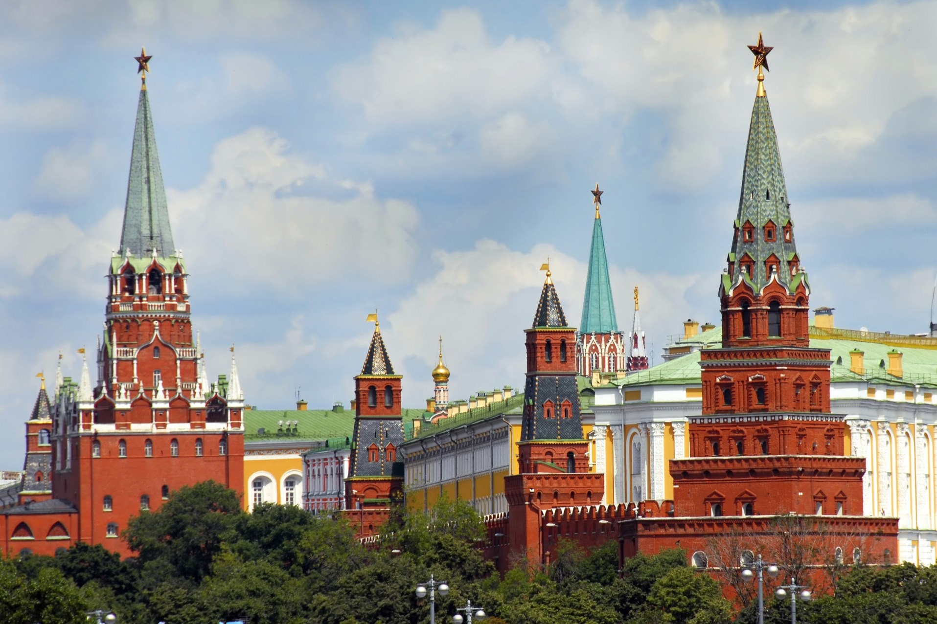 Russia Tours From London
