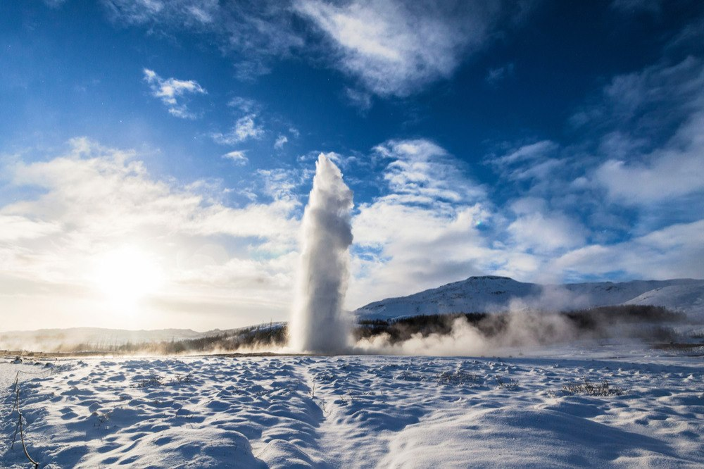 Image Result For Golden Circle Tour Map Iceland