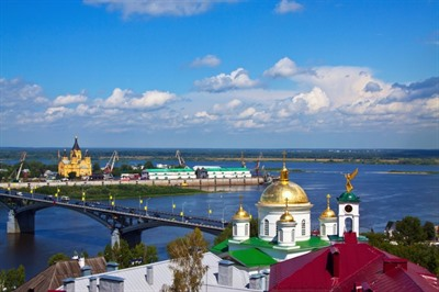 Moscow to Astrakhan River Cruise