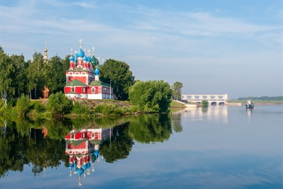 4-star Russian River Cruise | St Petersburg to Moscow