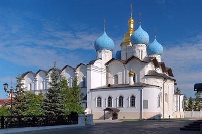 Moscow to Astrakhan River Cruise - MS Fedin