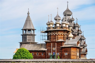 4-star Russian  River Cruise - MS Rostropovich | Moscow - St. Petersburg