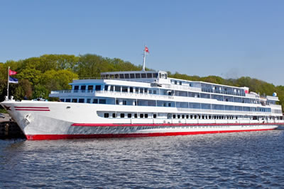 4-star Russian River Cruise - MS Rostropovich | St. Petersburg - Moscow