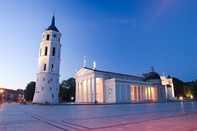 A Short Break in Vilnius