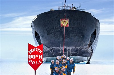 Arctic Cruises - North Pole Expedition