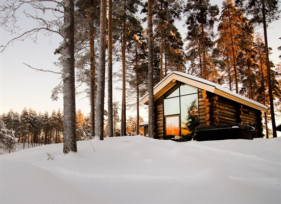 Arctic Retreat Winter Short Break