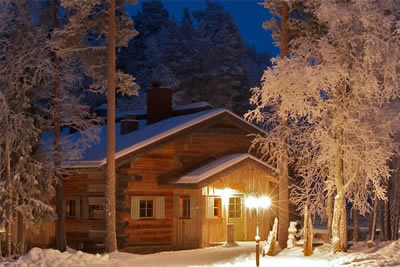 Lapland Experience at the Arctic Riverside Retreat
