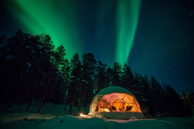 Aurora Glamping Short Break