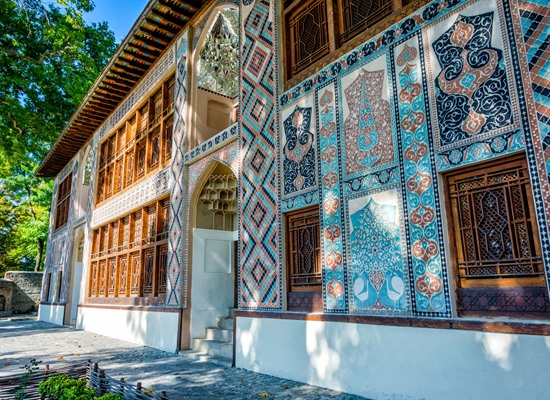Azerbaijan & Nakhchivan Uncovered Group Tour