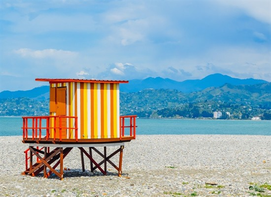Batumi Beach & Tbilisi holiday