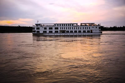 Burma Luxury Irrawaddy River Cruise