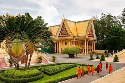 Cambodia Holiday With Temple Safari