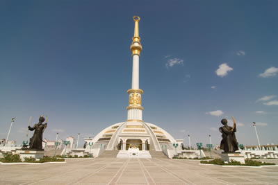 Classic Turkmenistan Group Tour