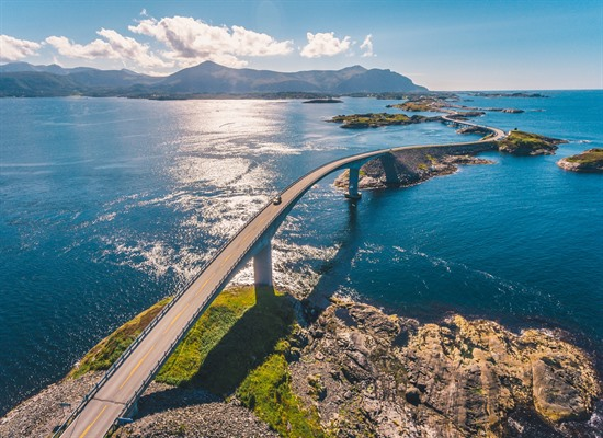 Coastal Explorer & Atlantic Road Fly-Drive