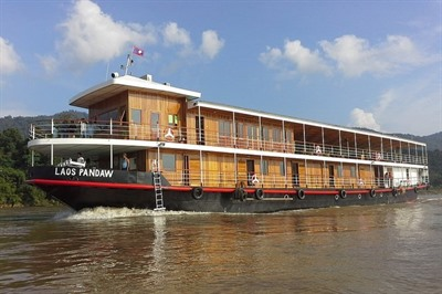 Cruise the Laos Mekong